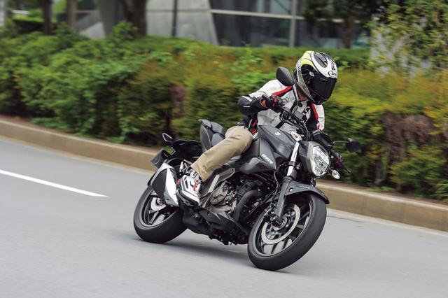 画像2: スズキ「ジクサー250」試乗インプレ&解説(太田安治)