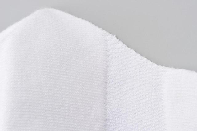 画像: シームレスの名の通り、縫い目がなくつけ心地が快適。