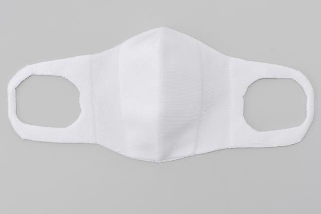 画像2: デイトナが涼しいマスクを発売! COOLMAX素材を採用した洗濯して繰り返し使えるヘンリービギンズ「シームレスマスク」