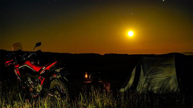 画像2: そして夕日もキレイ!