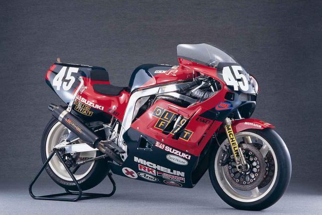 画像: 1987 YOSHIMURA GSX-R750 8耐仕様