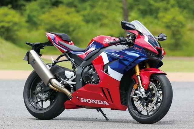 画像: Honda CBR1000RR-R FIREBLADE SP 総排気量:999cc エンジン形式:水冷4ストDOHC4バルブ並列4気筒 最高出力:218PS/14500rpm|最大トルク:11.5kgf・m/12500rpm 発売日:2020年3月20日 メーカー希望小売価格:278万3000円