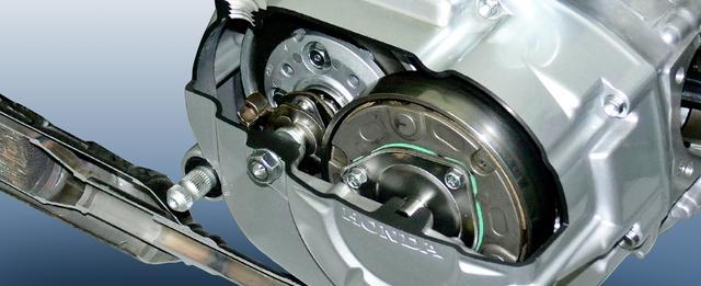 画像: 二段クラッチシステムの概要の概要 | Honda
