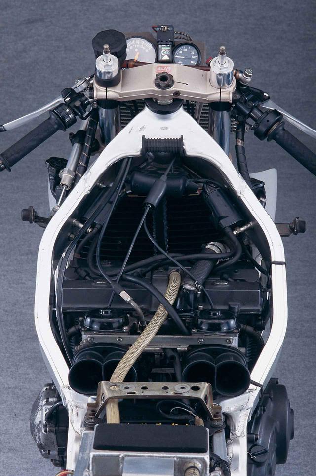 画像1: 鈴鹿4耐2連覇を達成した ヨシムラ「GSX-R400 4耐仕様」-1987年-【日本のバイク遺産】〜ヨシムラとモリワキ〜