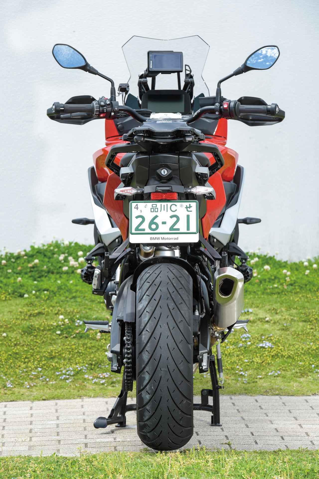 画像2: 【試乗インプレ】BMW「S1000XR」快適性と突破力に磨きを掛けた異色のクロスオーバーモデル(2020年)