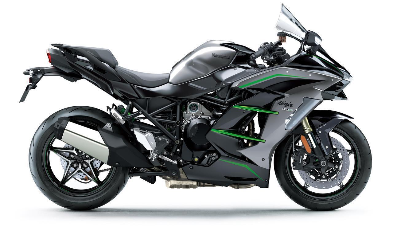 Images : 3番目の画像 - 「カワサキが「Ninja H2 SX SE」「Ninja H2 SX SE+」の2020年モデルを10月15日(火)発売開始!」のアルバム - webオートバイ