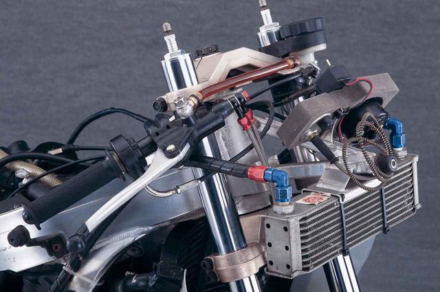 画像4: '87年に4耐2連覇を達成したノービス仕様車