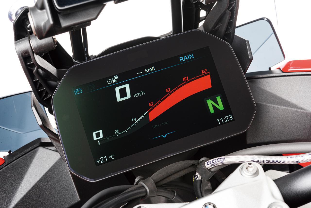 画像5: 【試乗インプレ】BMW「S1000XR」快適性と突破力に磨きを掛けた異色のクロスオーバーモデル(2020年)