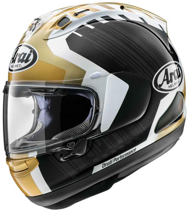 画像: アライヘルメット「RX-7X」にスーパーバイク世界選手権5連覇を達成したジョナサン・レイ選手の最新レプリカが登場! - webオートバイ