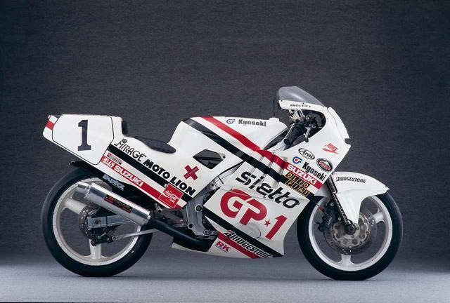 画像1: '87年に4耐2連覇を達成したノービス仕様車