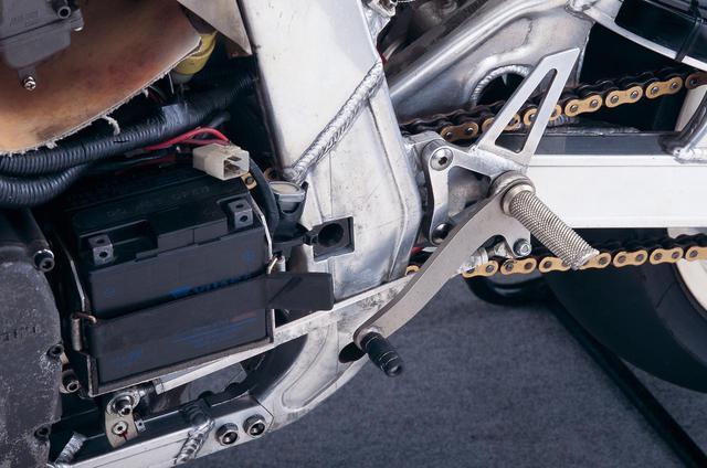 画像10: 【ディテール解説】1987 YOSHIMURA GSX-R750 8耐仕様