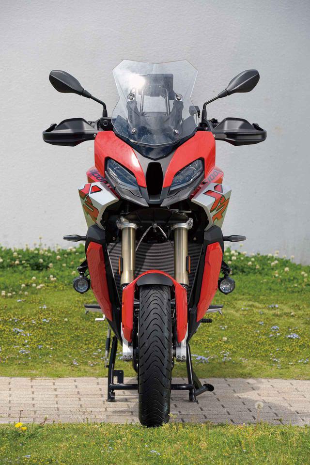 画像1: 【試乗インプレ】BMW「S1000XR」快適性と突破力に磨きを掛けた異色のクロスオーバーモデル(2020年)