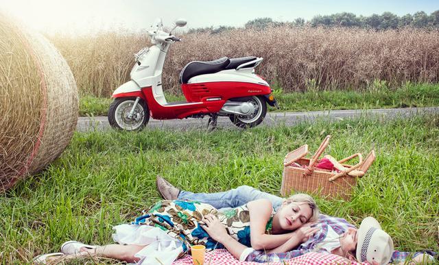 画像3: プジョーのスクーター・モーターサイクル Peugeot Motocycles(プジョーモトシクル)
