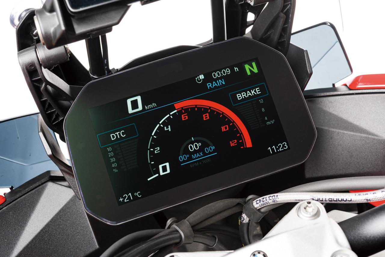 画像4: 【試乗インプレ】BMW「S1000XR」快適性と突破力に磨きを掛けた異色のクロスオーバーモデル(2020年)