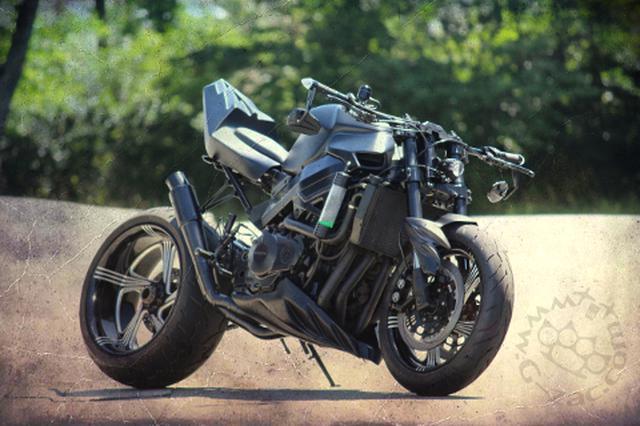 画像: ストリートファイター系・ユーロ系バイクのカスタムパーツ販売専門店【G-zac.com】【ジーザックドットコム】
