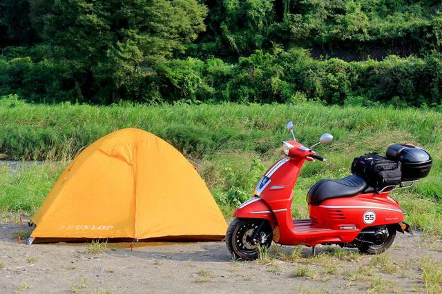画像1: 【まとめ】「ジャンゴ スポーツツーリング」のキャンプ能力
