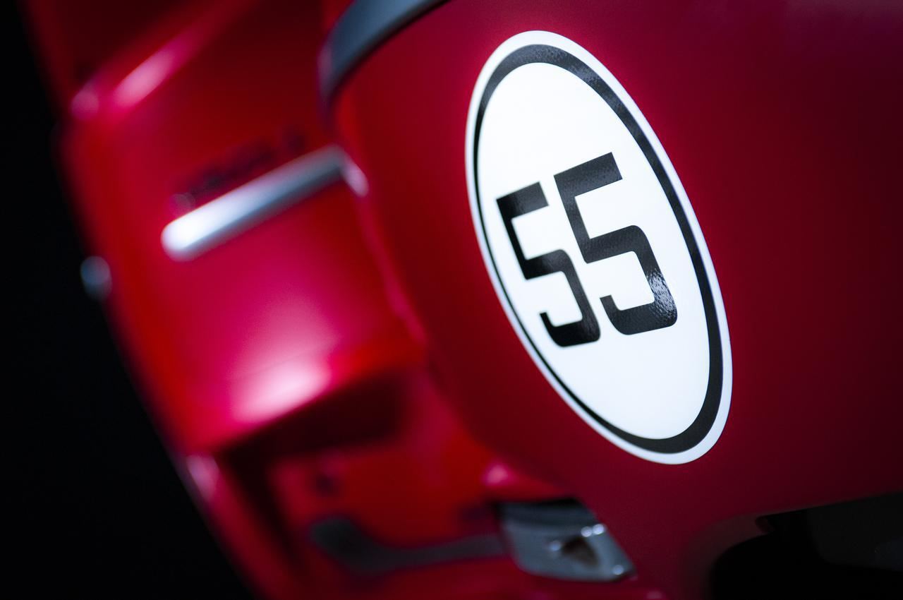画像5: 他に類を見ないデザインのおしゃれフレンチスクーター