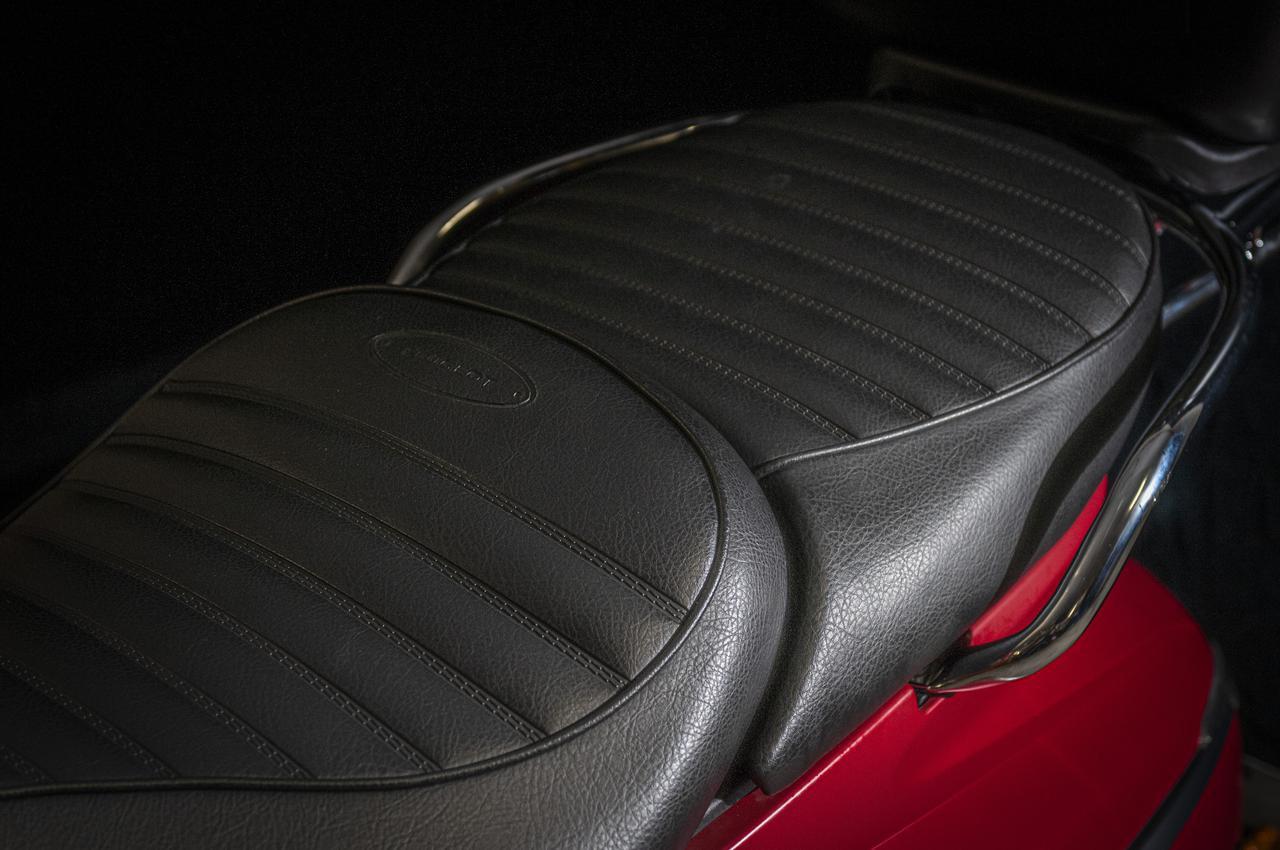 画像8: 他に類を見ないデザインのおしゃれフレンチスクーター
