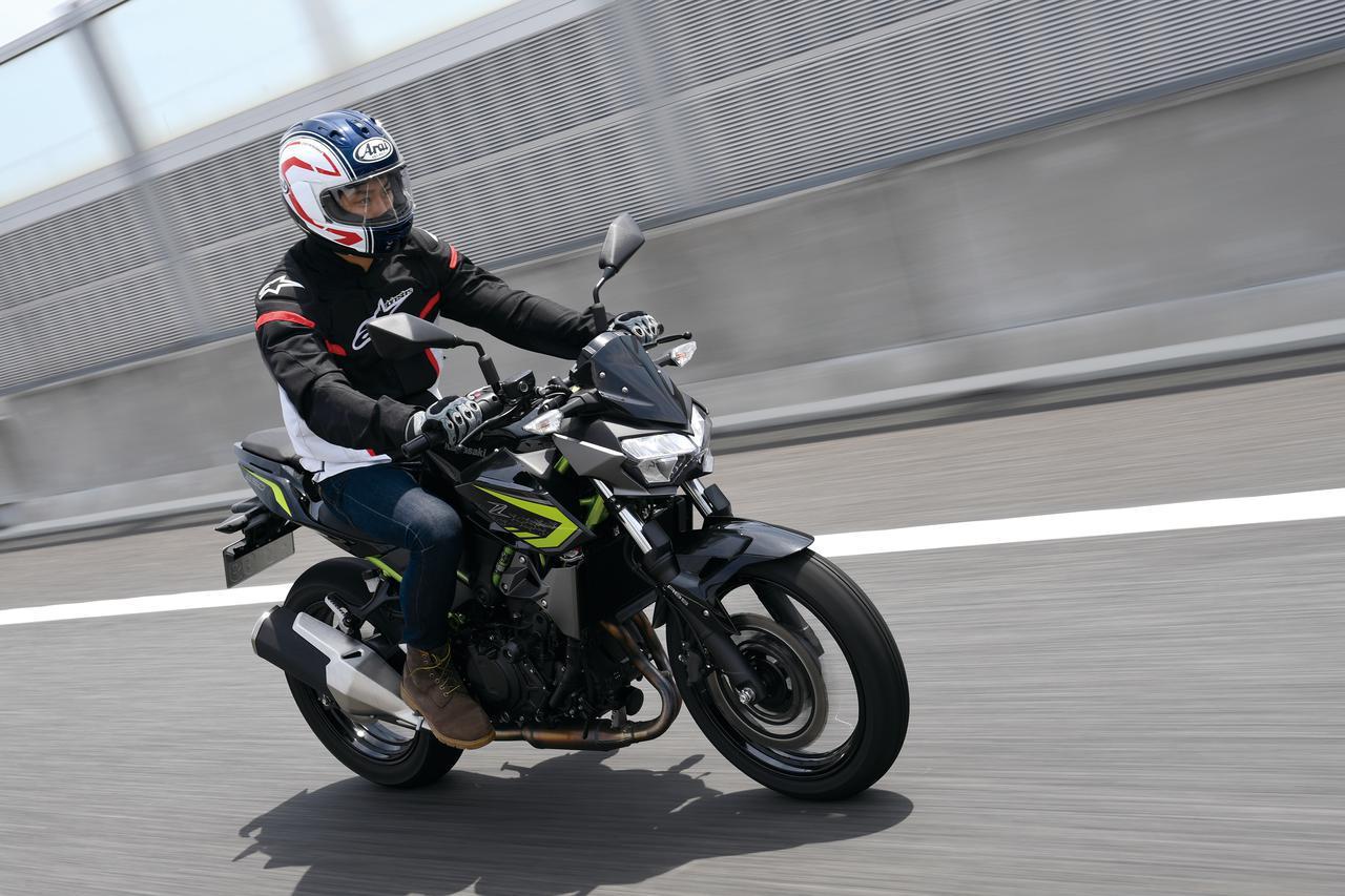 画像: Kawasaki Z250 エンジン:水冷4ストDOHC4バルブ並列2気筒/248cc メーカー希望小売価格:税込61万500円