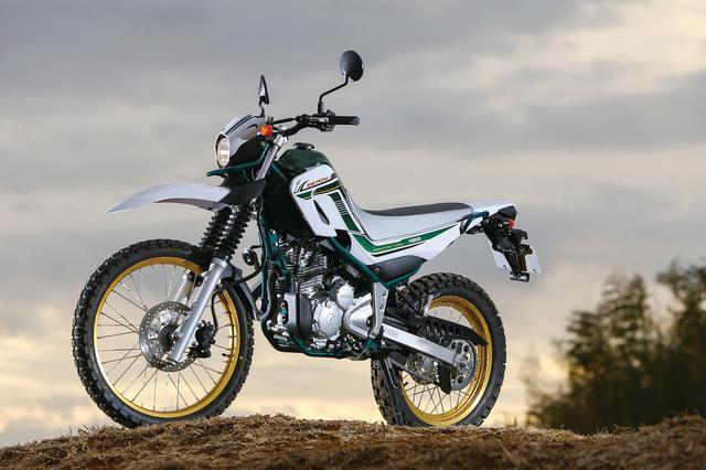 画像: ヤマハ「セロー250ファイナルエディション」試乗インプレ・車両解説(2020年) - webオートバイ
