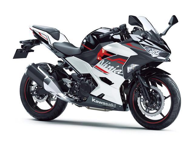 画像: カワサキ「Ninja 250/KRT Edition」