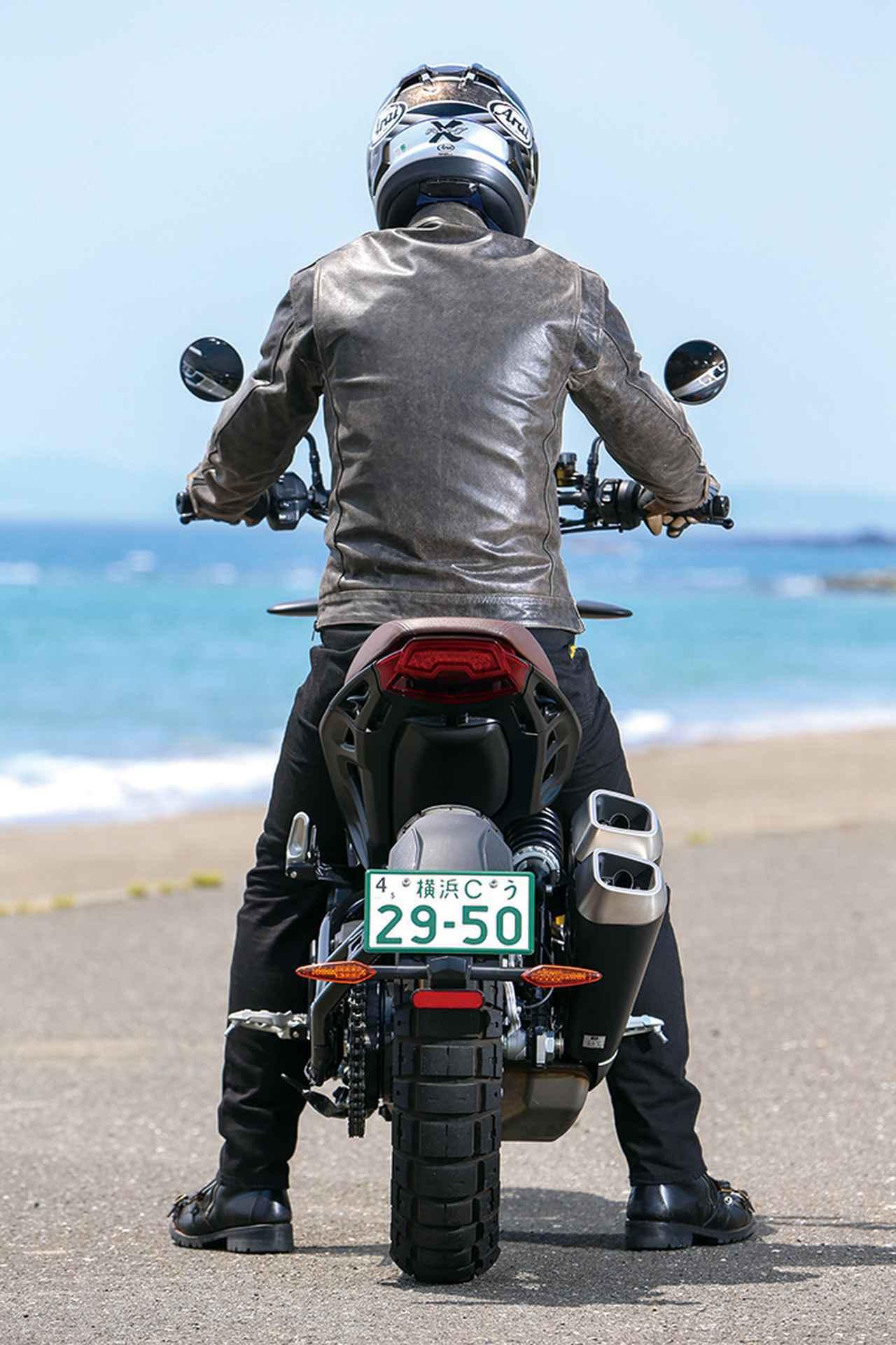画像1: インディアン「FTR ラリー」ってどんなバイク? 人気モデルFTR1200シリーズに新たに加わったワイルドな一台を試乗インプレ(2020年)