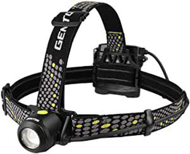 画像: Amazonで価格をチェック! GENTOS(ジェントス) LED ヘッドライト MM-285H