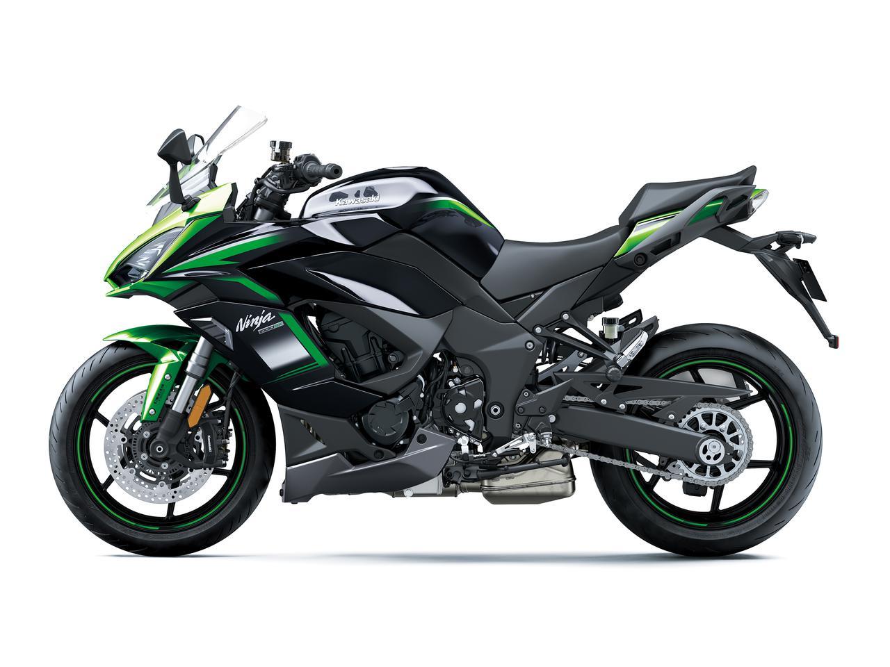 Images : 1番目の画像 - カワサキ「Ninja 1000SX」(2021年モデル) - webオートバイ