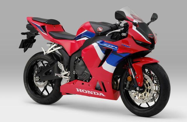 画像: Honda CBR600RR