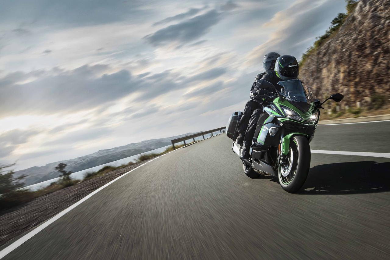 Images : 16番目の画像 - カワサキ「Ninja 1000SX」(2021年モデル) - webオートバイ