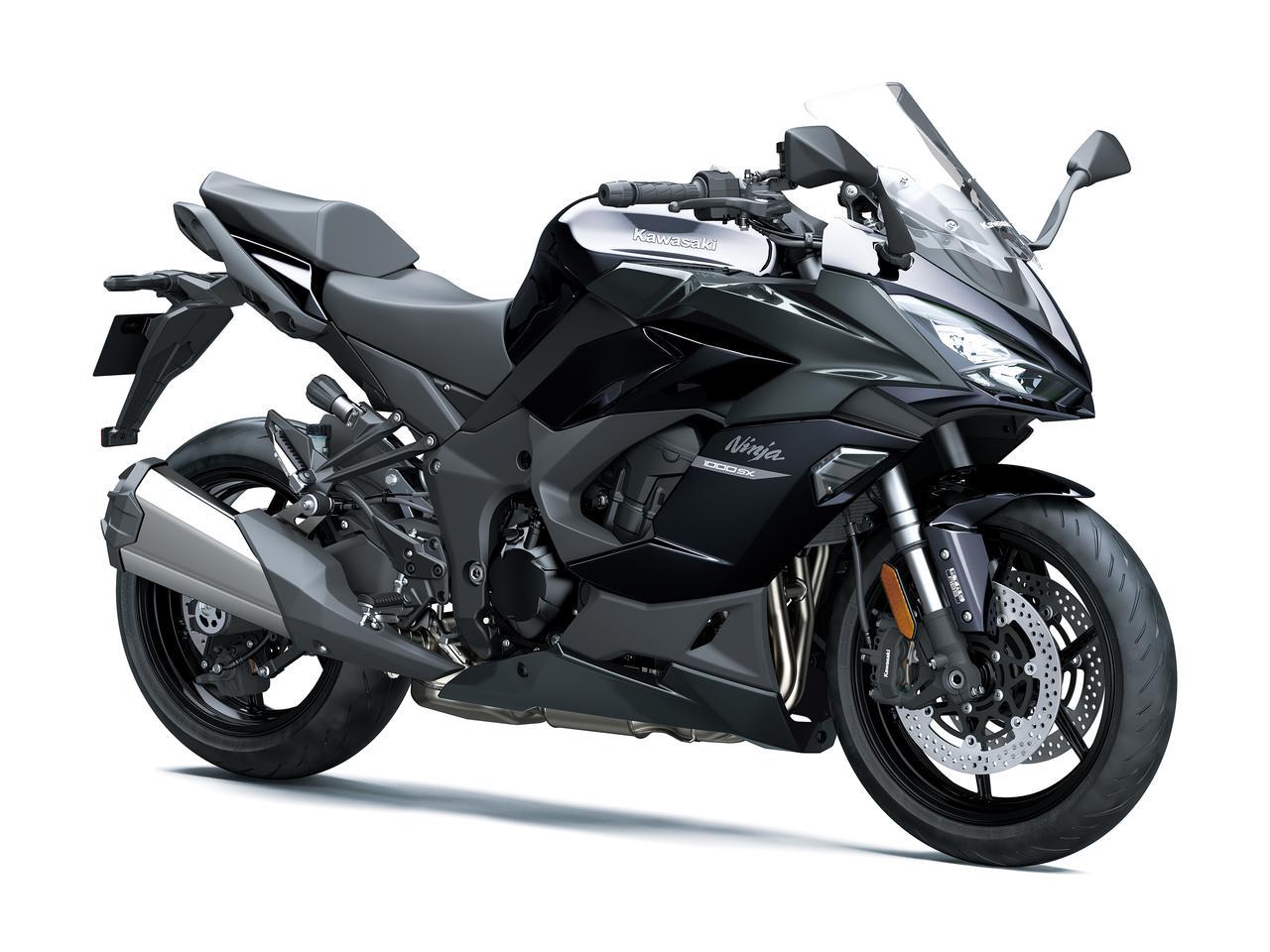 Images : 5番目の画像 - カワサキ「Ninja 1000SX」(2021年モデル) - webオートバイ