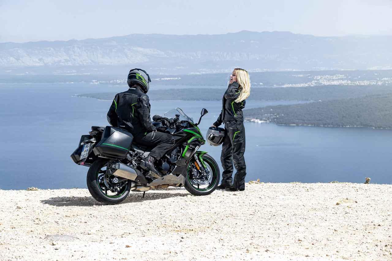 Images : 21番目の画像 - カワサキ「Ninja 1000SX」(2021年モデル) - webオートバイ