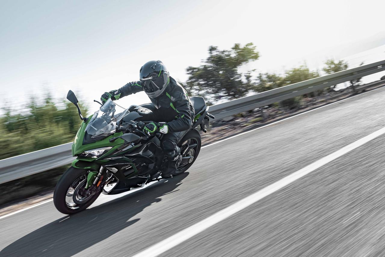 Images : 8番目の画像 - カワサキ「Ninja 1000SX」(2021年モデル) - webオートバイ