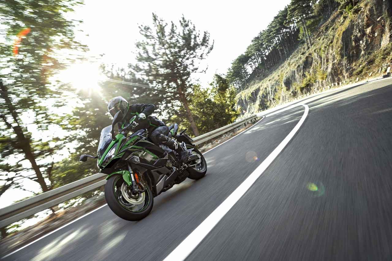 Images : 7番目の画像 - カワサキ「Ninja 1000SX」(2021年モデル) - webオートバイ