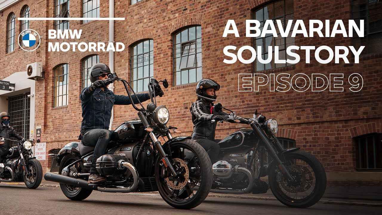 画像: #ABavarianSoulstory - Episode 9: BMW R 18 l The Reveal www.youtube.com