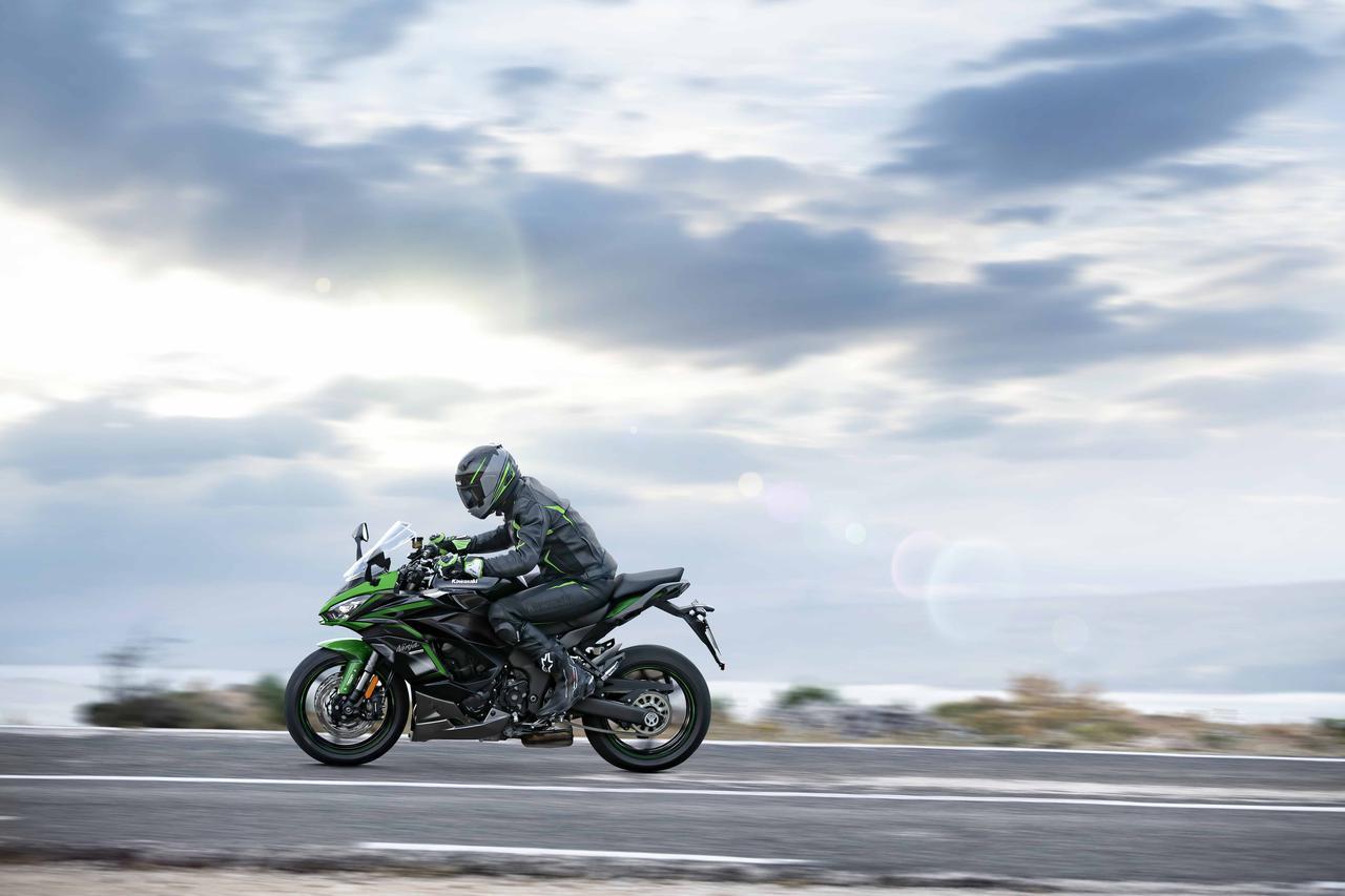 Images : 14番目の画像 - カワサキ「Ninja 1000SX」(2021年モデル) - webオートバイ