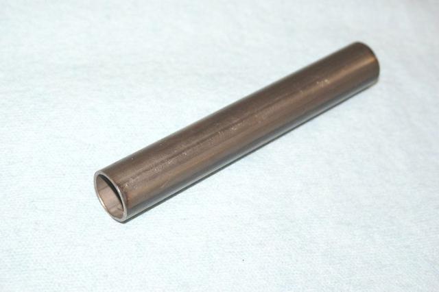 画像: 丸目カブ用ハンドルアダプターパイプ2011年以前の丸目カブに内径φ22.2の一般的なスイッチやグリップが使用可能に!