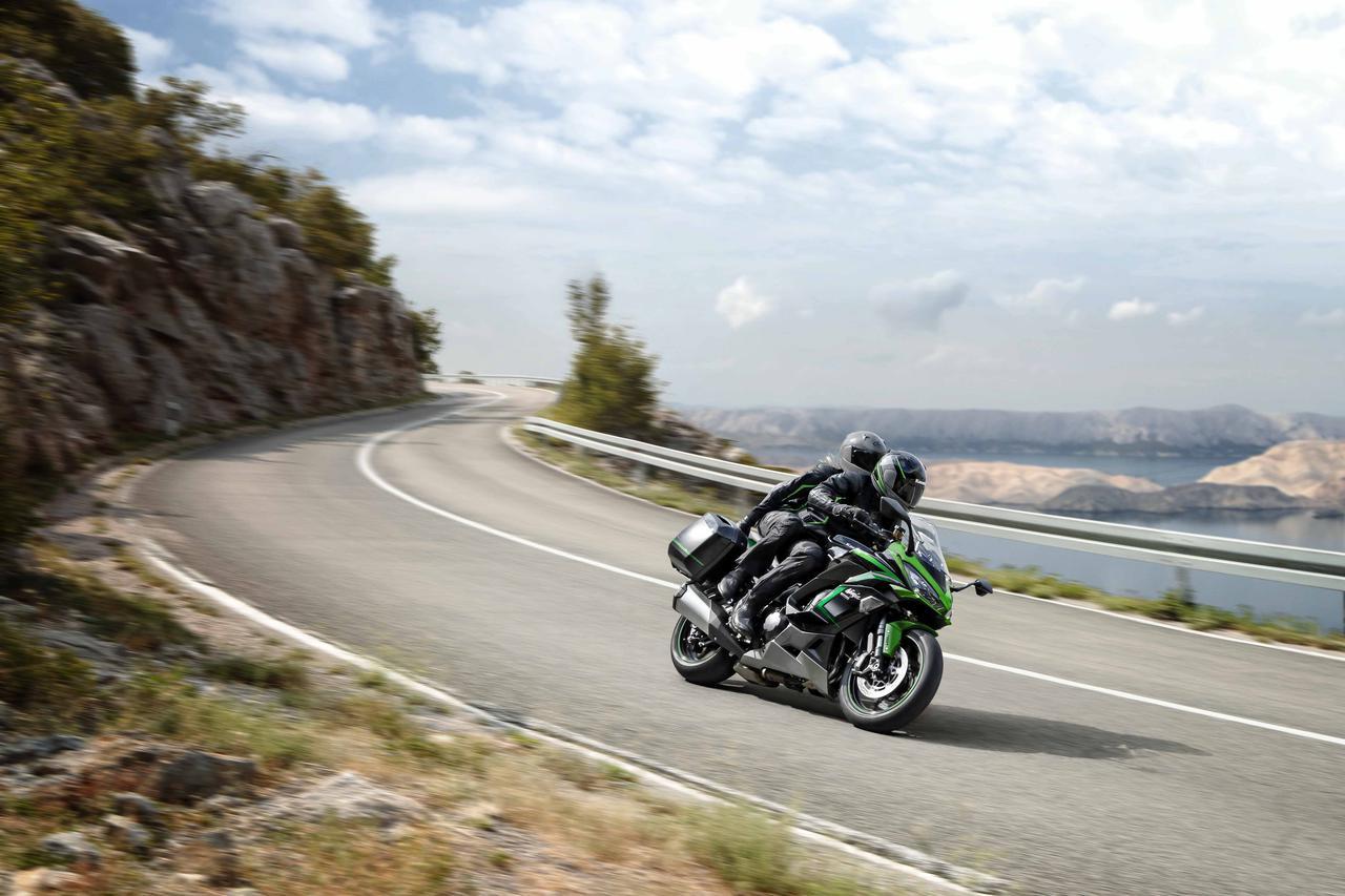 Images : 17番目の画像 - カワサキ「Ninja 1000SX」(2021年モデル) - webオートバイ