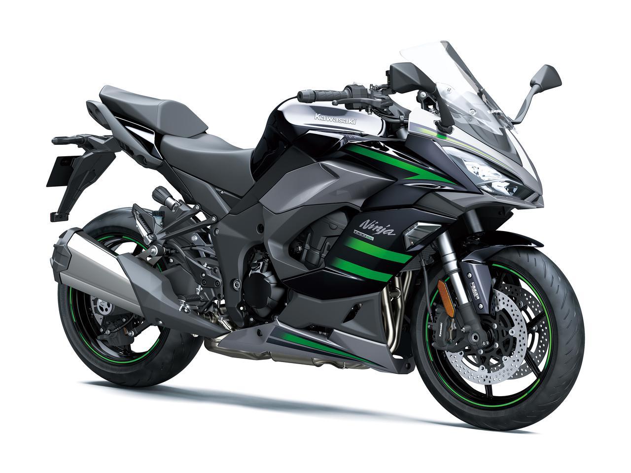 画像11: カワサキが「Ninja 1000SX」の2021年モデルを発表! 2020年モデルと比較チェック