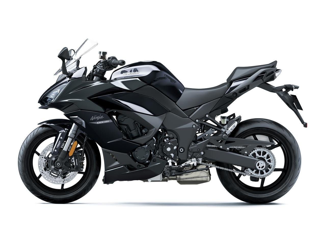 Images : 4番目の画像 - カワサキ「Ninja 1000SX」(2021年モデル) - webオートバイ