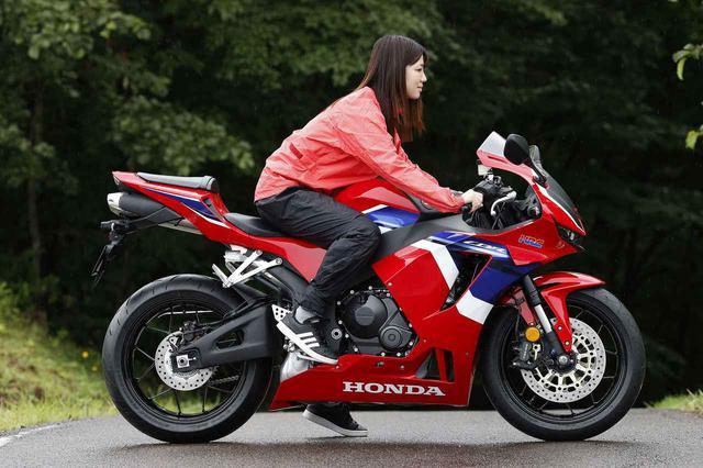 画像2: <実車捕獲> New CBR600RR撮ったッ! - webオートバイ