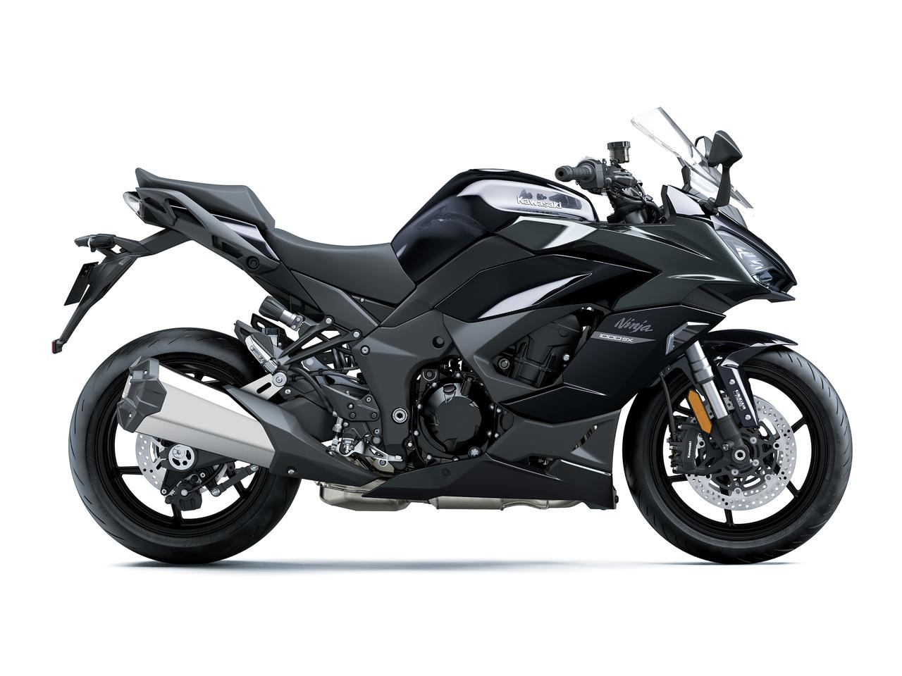 Images : 6番目の画像 - カワサキ「Ninja 1000SX」(2021年モデル) - webオートバイ