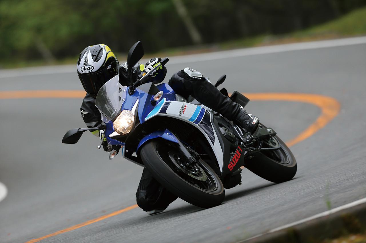 画像: スズキ「GSX250R」試乗インプレ(2017年) - webオートバイ