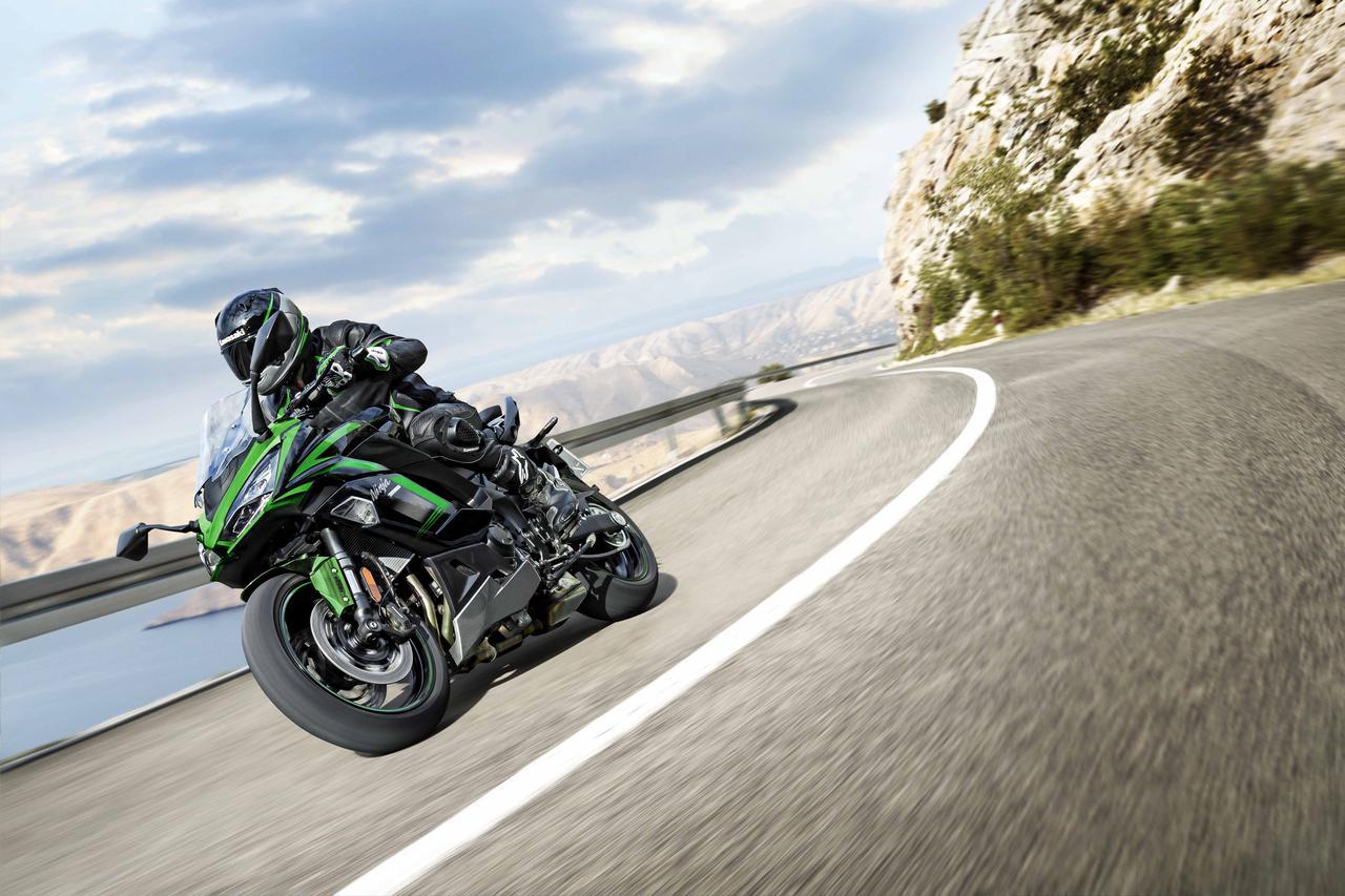 Images : 11番目の画像 - カワサキ「Ninja 1000SX」(2021年モデル) - webオートバイ