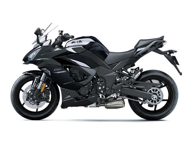 画像5: カワサキが「Ninja 1000SX」の2021年モデルを発表! 2020年モデルと比較チェック