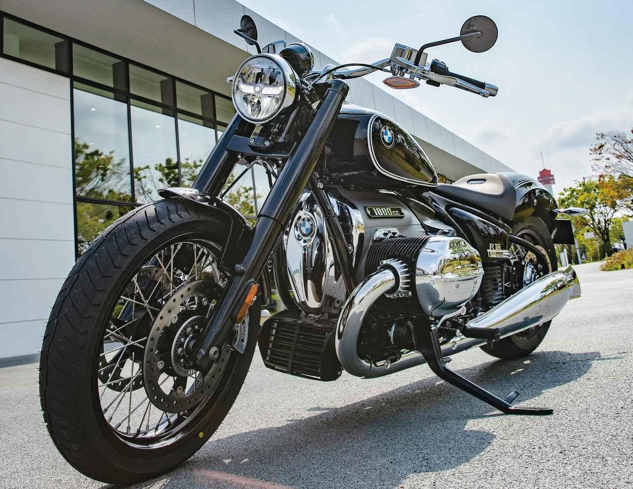 画像: 【R18】BMW史上、最大排気量のボクサーエンジンを搭載した新型車「R18」その全貌に迫る! - webオートバイ