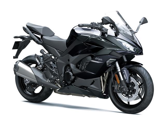 画像9: カワサキが「Ninja 1000SX」の2021年モデルを発表! 2020年モデルと比較チェック