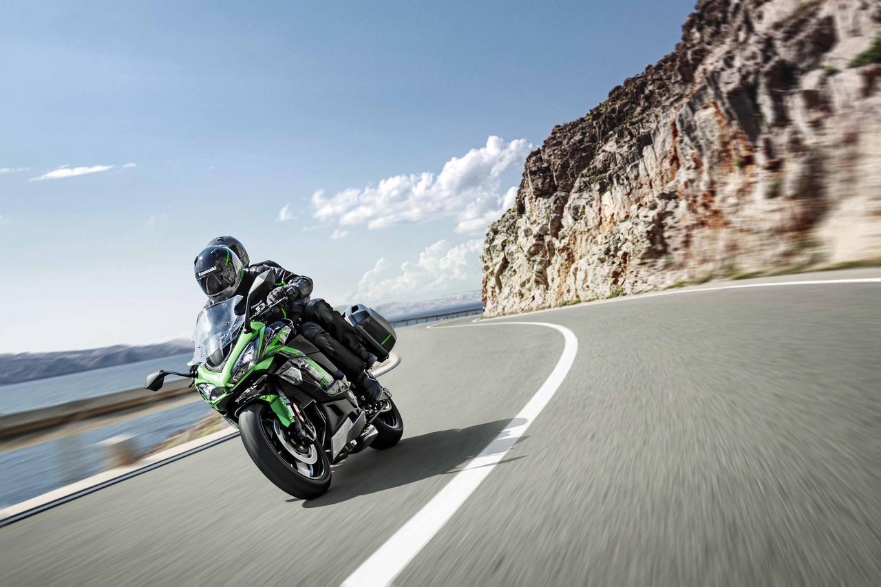 Images : 12番目の画像 - カワサキ「Ninja 1000SX」(2021年モデル) - webオートバイ