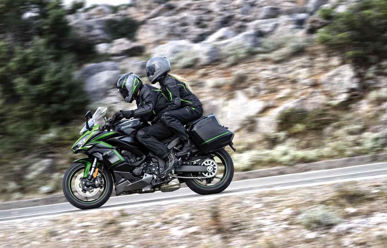 Images : 13番目の画像 - カワサキ「Ninja 1000SX」(2021年モデル) - webオートバイ