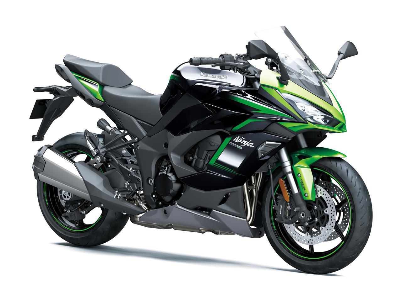 画像1: カワサキが「Ninja 1000SX」の2021年モデルを発表! 2020年モデルと比較チェック